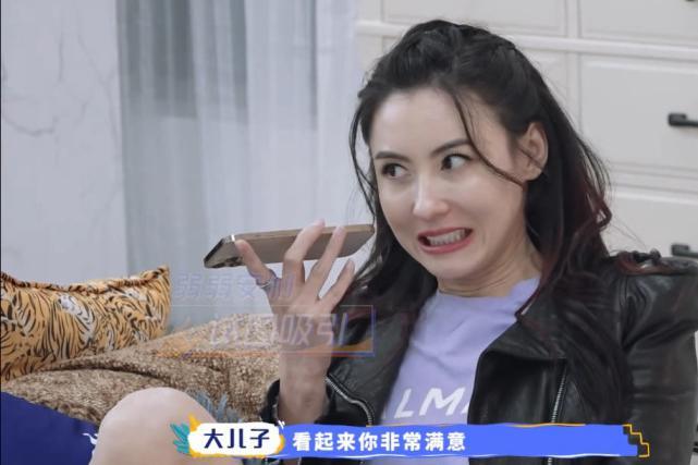 张柏芝被曝在上海购置豪宅后,又选了国际学校,儿子却拒绝转学
