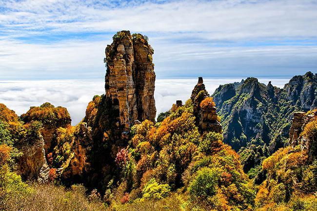 """2020京津冀""""白石山""""登山节暨太极拳交流大会将于11月1日举办"""