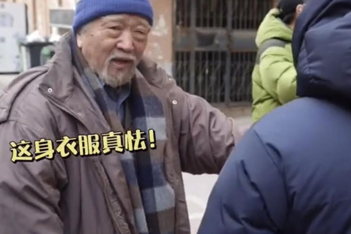 74岁李保田罕露面,老年斑明显胡子白,因不满圈内潜规则被孤立