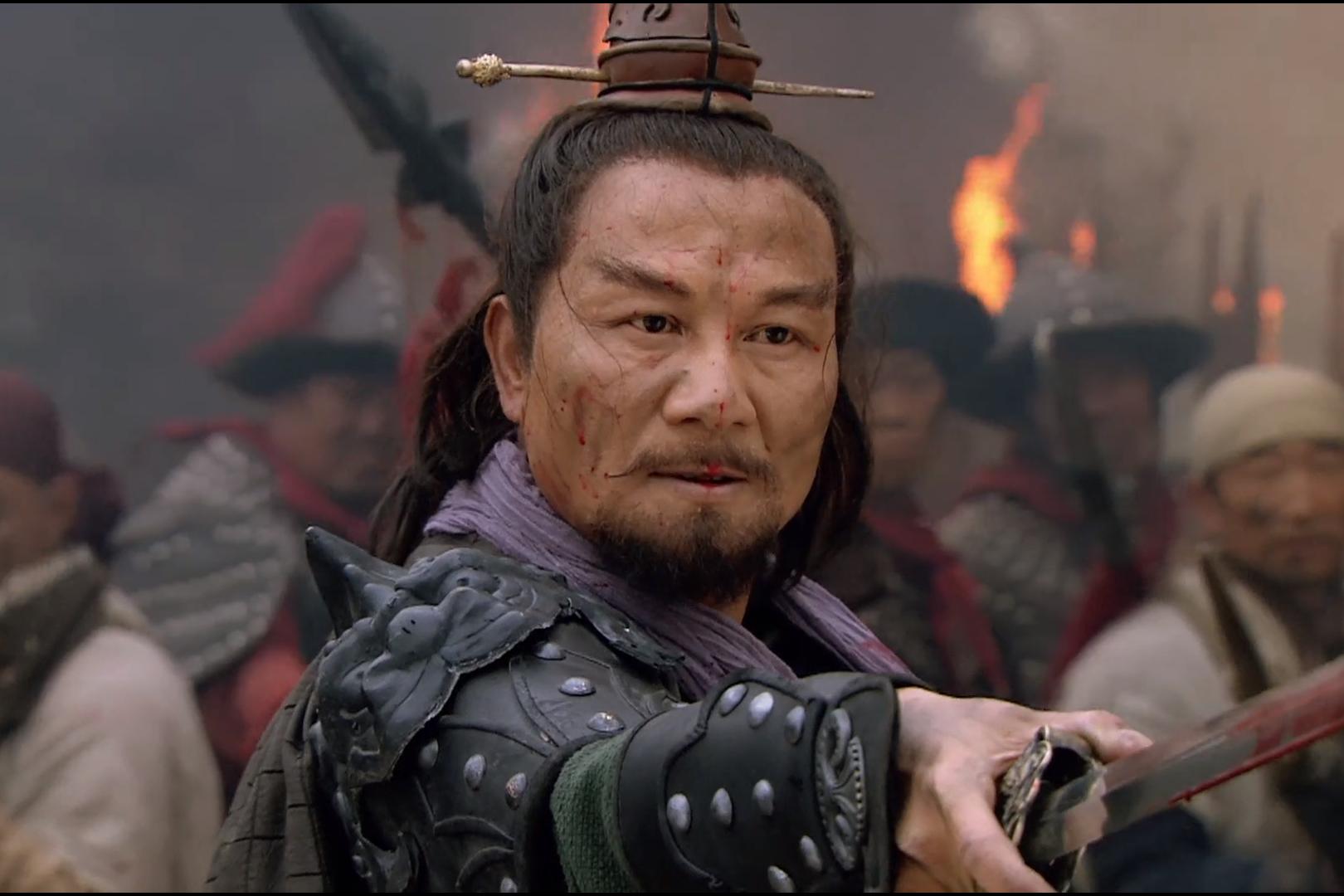 栾廷玉的逆袭:突击林冲刘唐杨志阵营,杀死朱武李云等十五个好汉