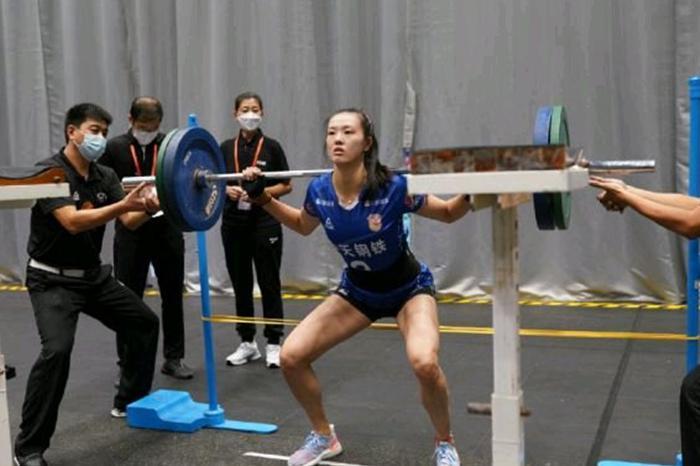 体测成绩出炉!天津女排位居第一,奥运冠军两个项目得到0分
