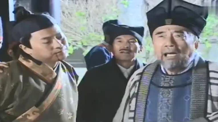 小伙跑县衙里面耍横,还出言辱骂皇上的二大爷,惨了吧