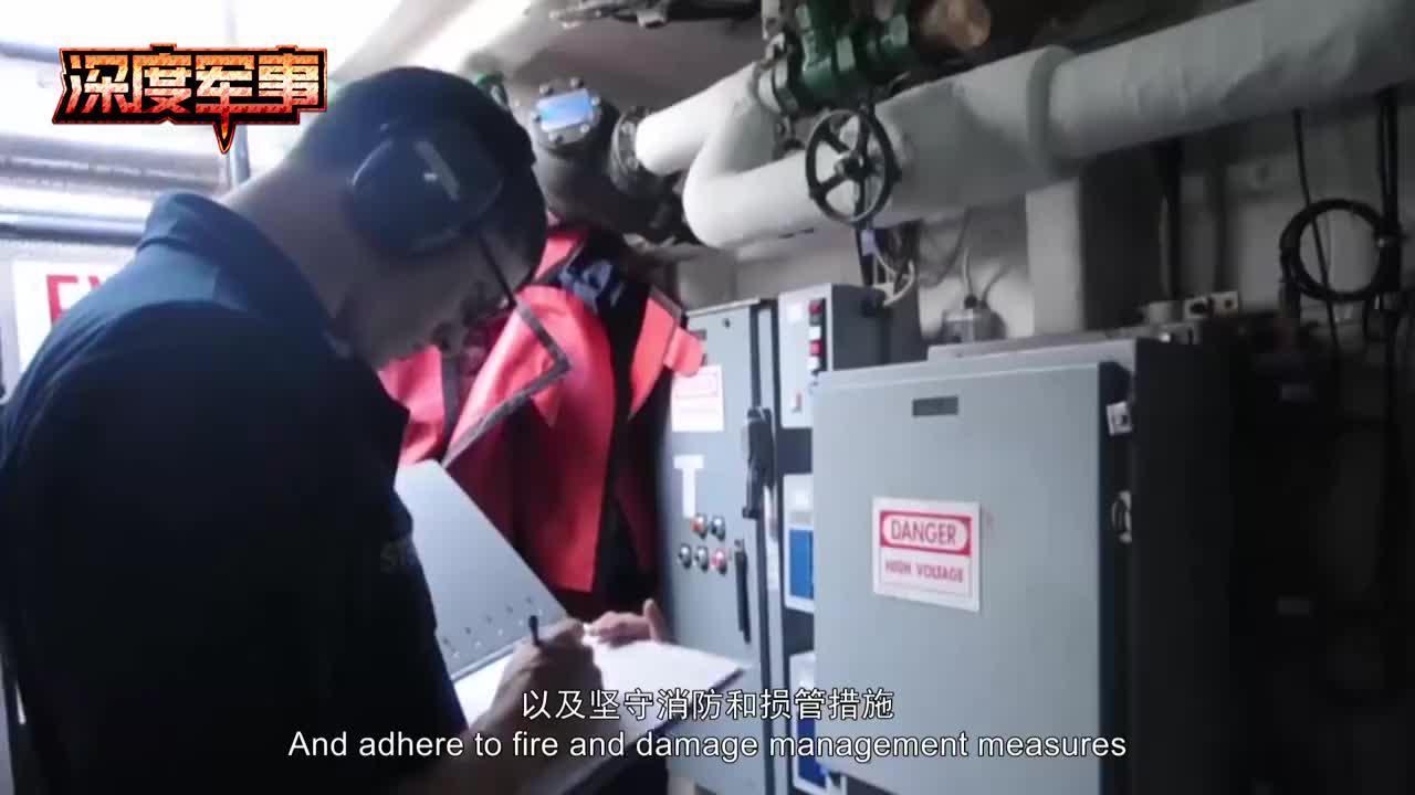 西太美军两大航母水手下船成活靶子惧怕俄军高超音速导弹突袭