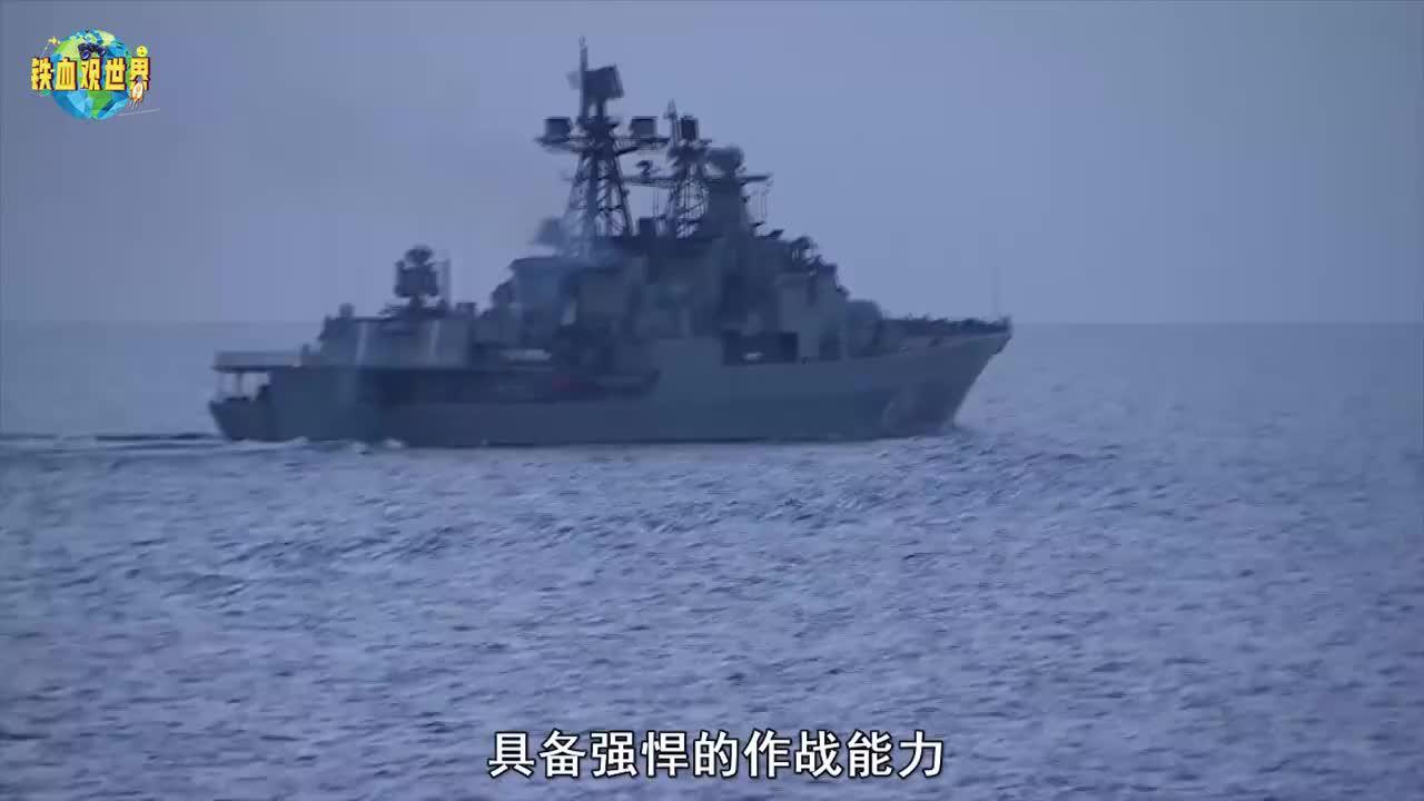 规模庞大历年罕见俄罗斯对日强硬警告太平洋主力舰队大举南下