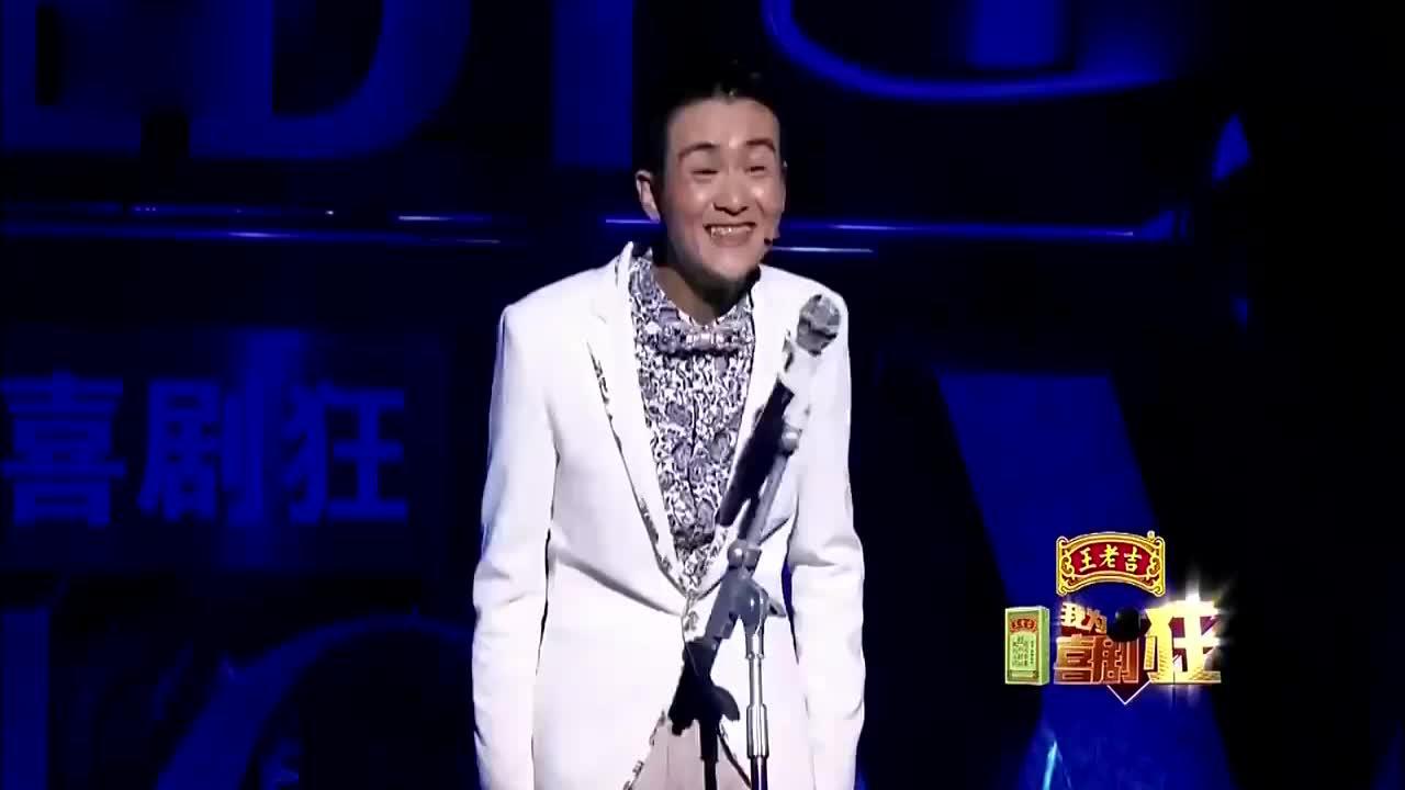 草根夜场演员的逆袭最终战胜张云雷张鹤伦等获得欢乐喜剧人冠军