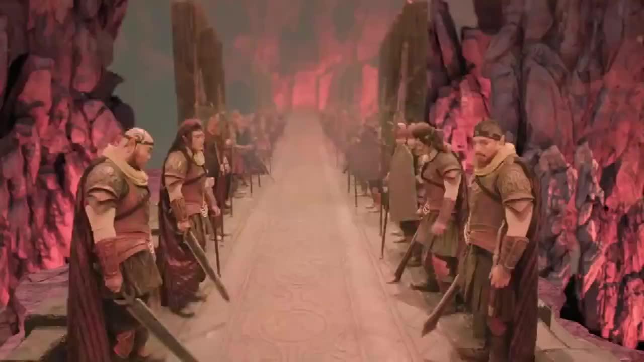 幻城:父亲将自己的哥哥全部吞噬,艳炟彻底崩溃,想死的心都有了
