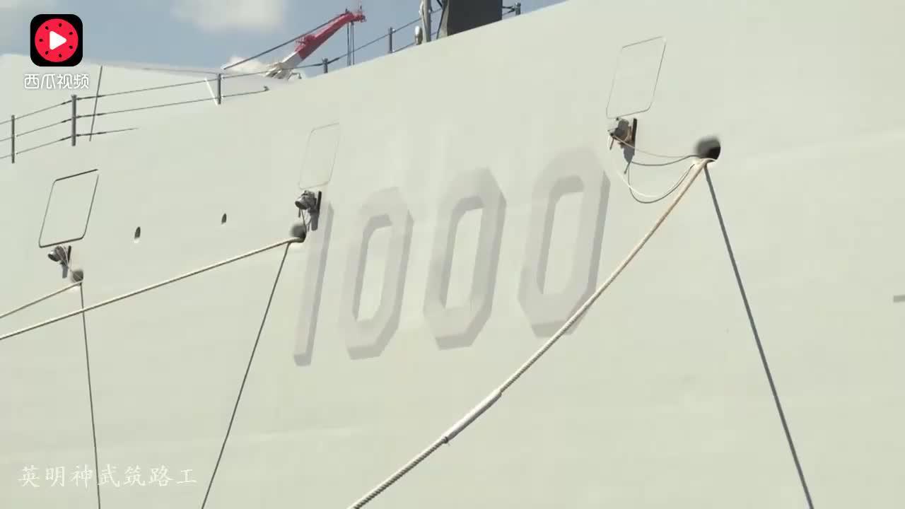 看了这个视频你就知道为什么朱姆沃尔特级驱逐舰是世界上最先进的