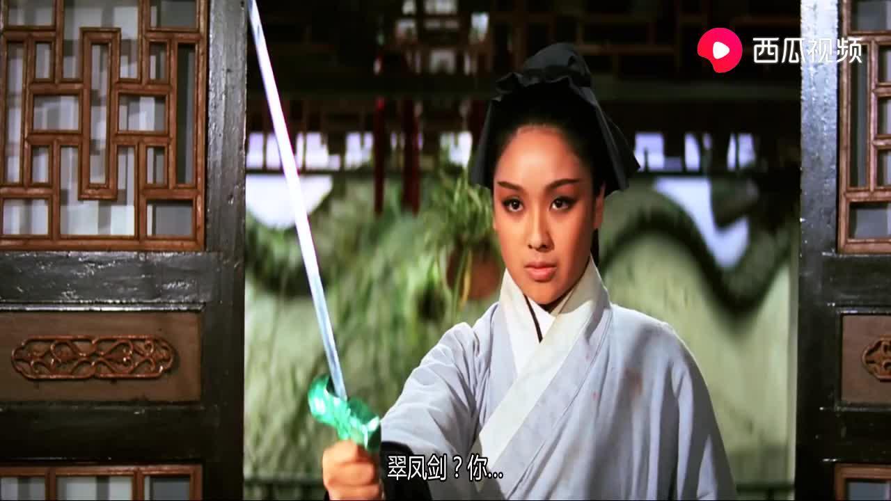 全家被杀 残疾女孩练就非凡武功 带着绝世宝剑下山报仇
