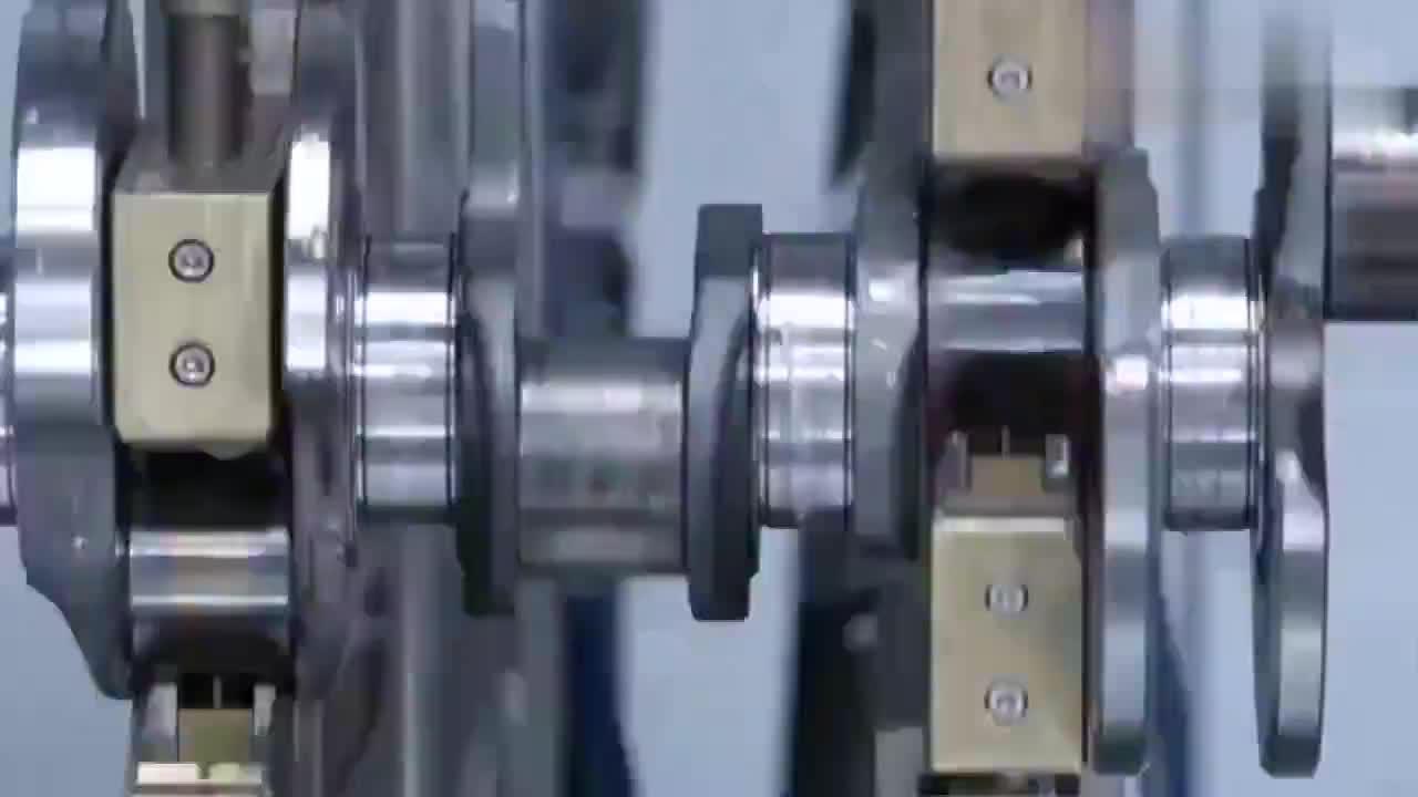 了不起的机械加工过程!网友:工业制造太厉害了!
