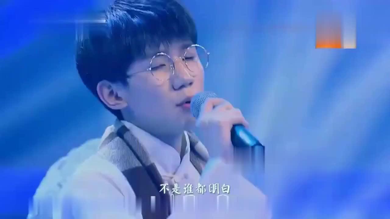 王源与大华再现黄磊的《我想我是海》,黄磊学生齐聚演话剧,感动