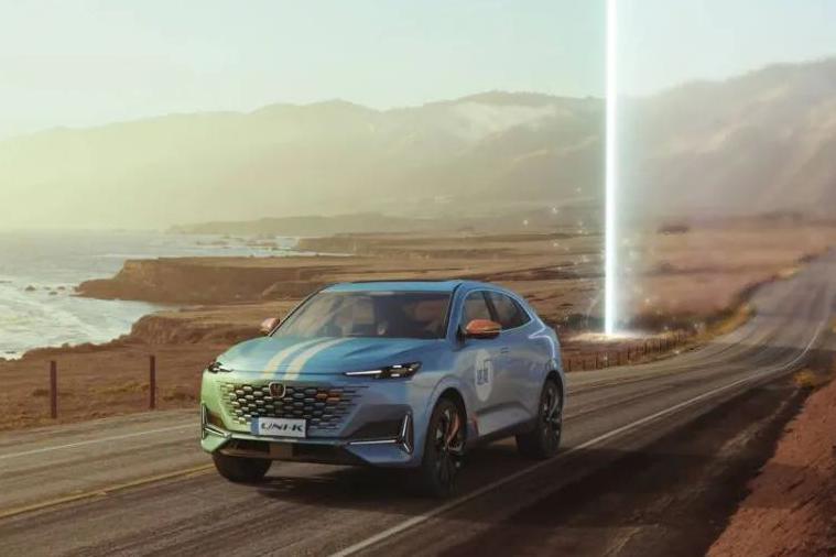 新的设计让长安汽车脱胎换骨,收获巨大的市场成功