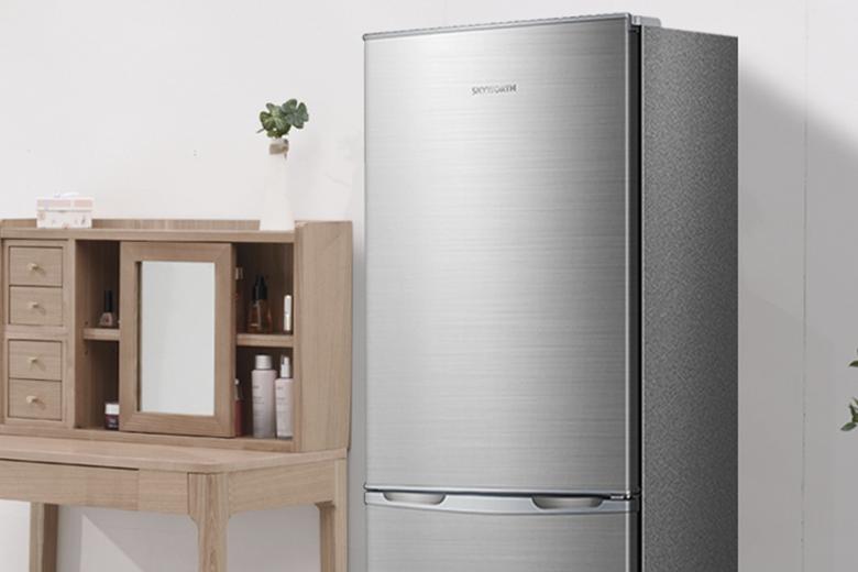 租房首选身材纤细的创维BCD-160冰箱