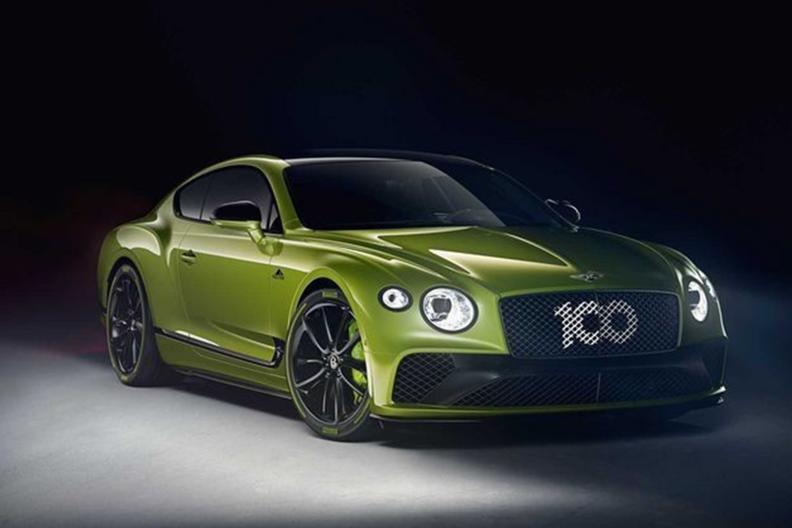 限量发售15台,宾利欧陆GT派克峰版开始交付