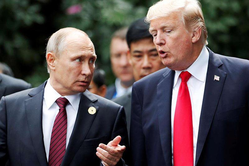 亚洲版古巴危机?美国威胁在亚太部署导弹,普京:将用核打击回应