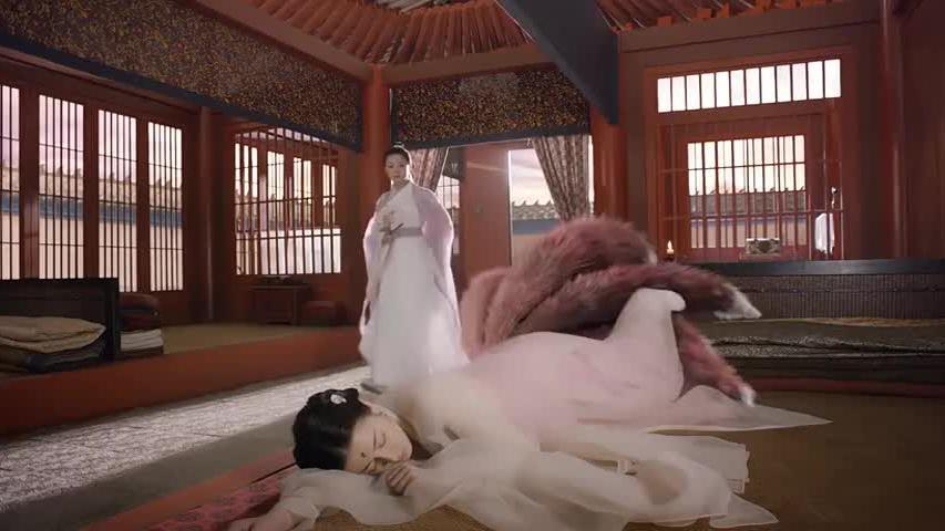 凤九贵为青丘帝姬,竟被天宫的公主刁难累得连狐狸尾巴都出来了