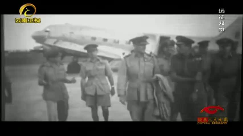 孙立人率新38师到达印度,却遭英军刁难,孙立人马上拔枪准备战斗