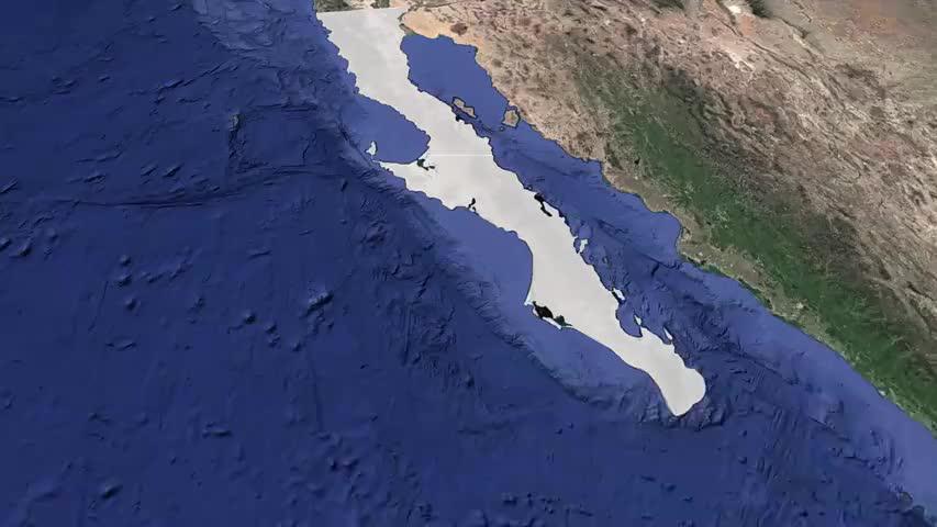 为什么说错失下加利福尼亚半岛,是令美国追悔莫及的战略失误?