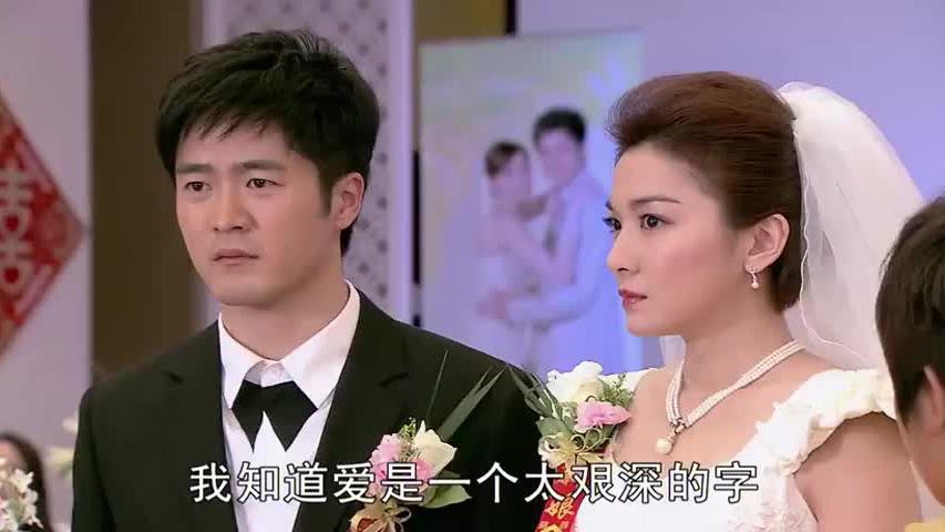 从不打扮的前妻,一身红裙出现前夫婚礼,前夫看的眼睛都挪不开了