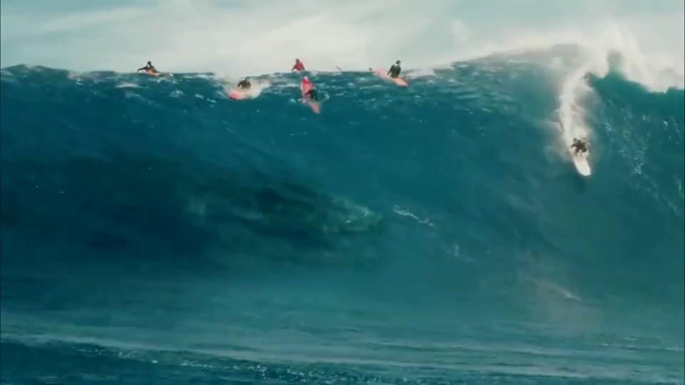 科幻电影:真正的海洋霸主,顶级掠食者,沧龙王者归来!