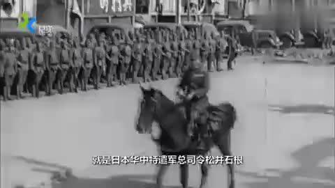 南京大屠杀原生影像!无辜百姓被一个个拉去杀害,太残忍了!