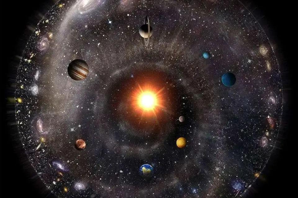 18世纪的太阳系起源假说,现在虽是天文学界共识,但还是有争议!