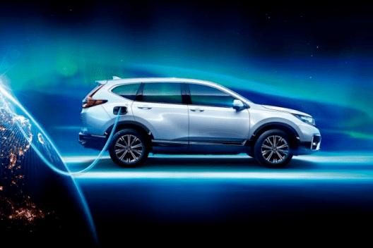 从纯电动概念车Honda SUV e: concept的全球首发