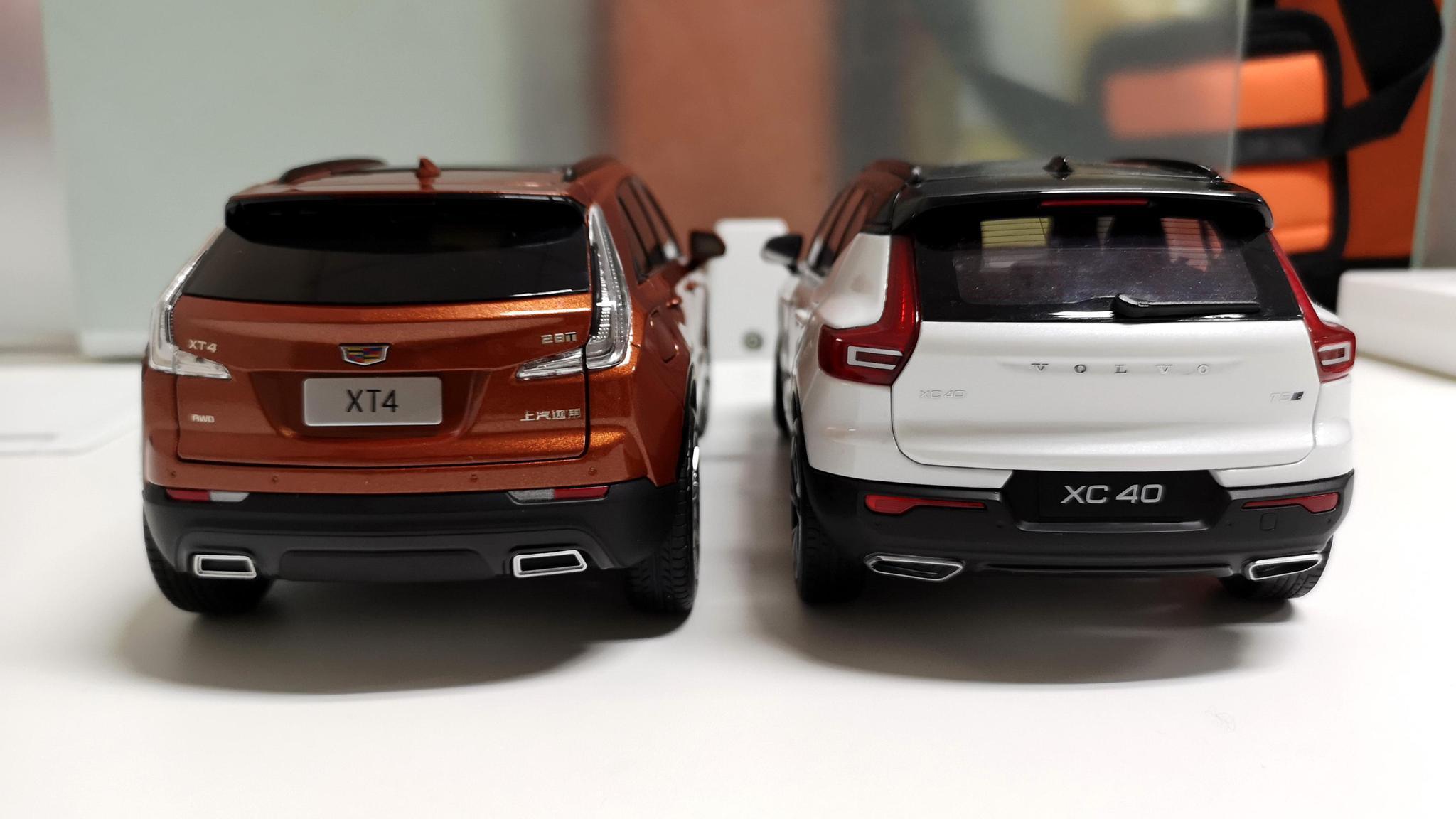 视频:沃尔沃CX40和凯迪拉克XT4该怎么选?看完对比分析就清楚了