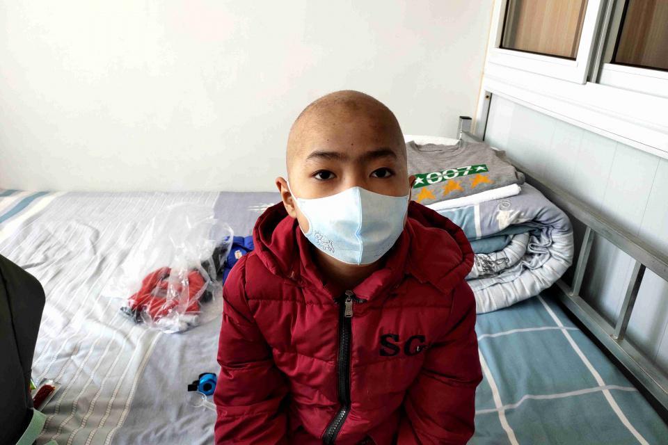 血癌男童结疗出院,3个月后特殊部位处复发,妈妈含泪让女儿辍学