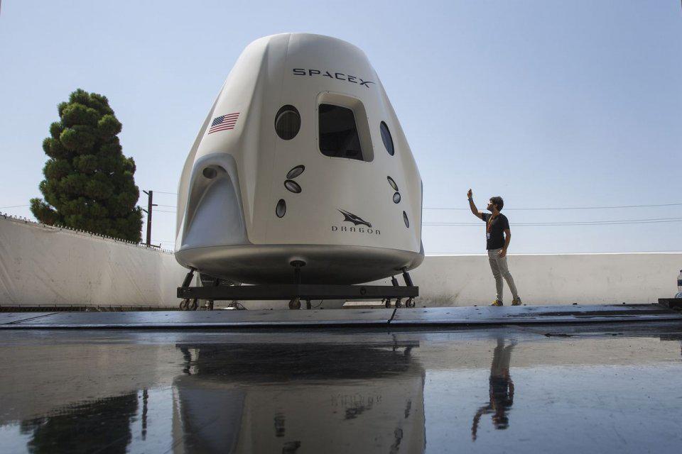 太空企业的成本之争 Space X如何开启载人航空商业化