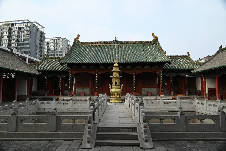 山西不起眼的小城,名气不大藏中国第一府城隍庙,看点丰富游客少