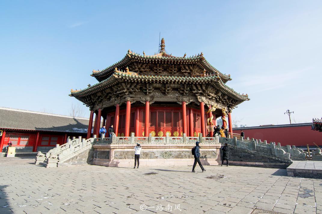 """辽宁沈阳有一个""""第二故宫"""",曾是满清入关前的""""紫禁城"""""""