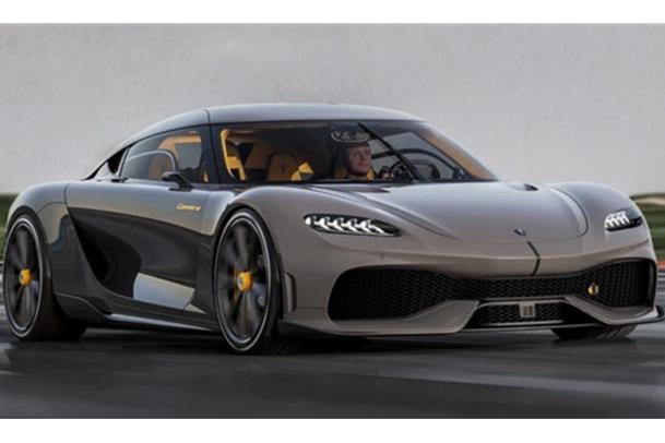 恒大与科尼赛克合资 造出售价千万的三缸超跑