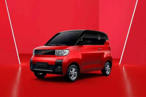 五菱也造电动车:颜值卡哇伊,动力老头乐,售价不会贵!