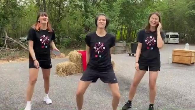 普莱姆基特!搞笑的泰妹尬舞团~
