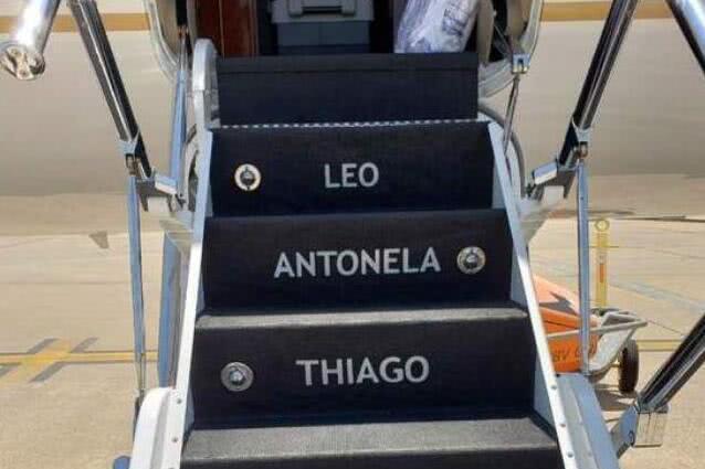 惊魂2020!梅西私人飞机突现故障,被迫返航比利时,万幸重新着陆