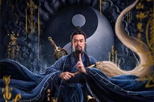 樊少皇不再演《力王》,不再演虚竹,演起了张天师!