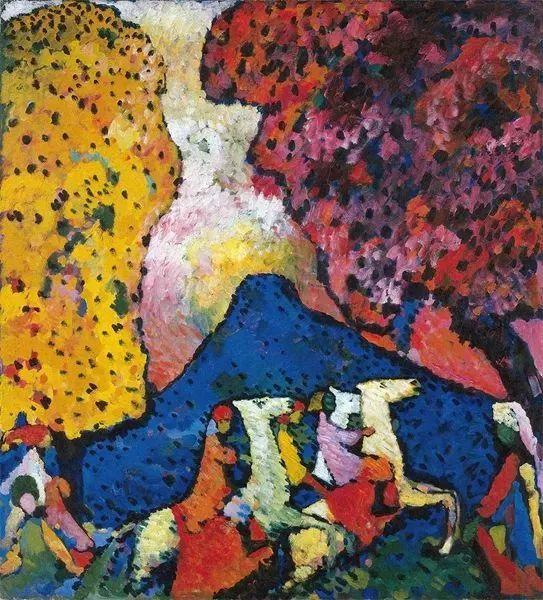 抽象到底是什么?你真的可以看懂抽象艺术吗?