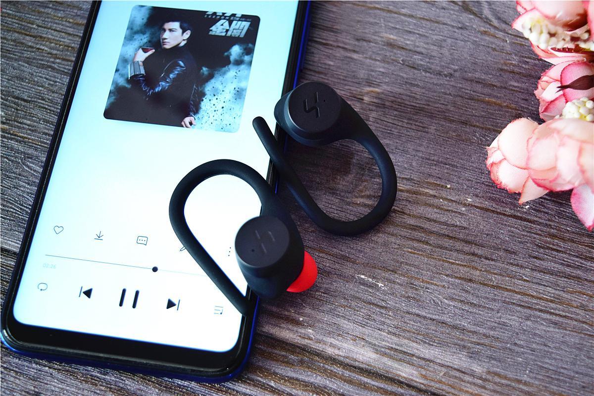 一机三用,让运动更畅快:HAKII FIT真无线运动耳机体验!