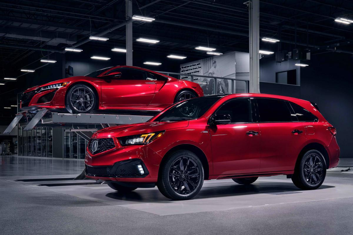 出乎意料的好,讴歌美国经销商呼吁制造商推出更多SUV