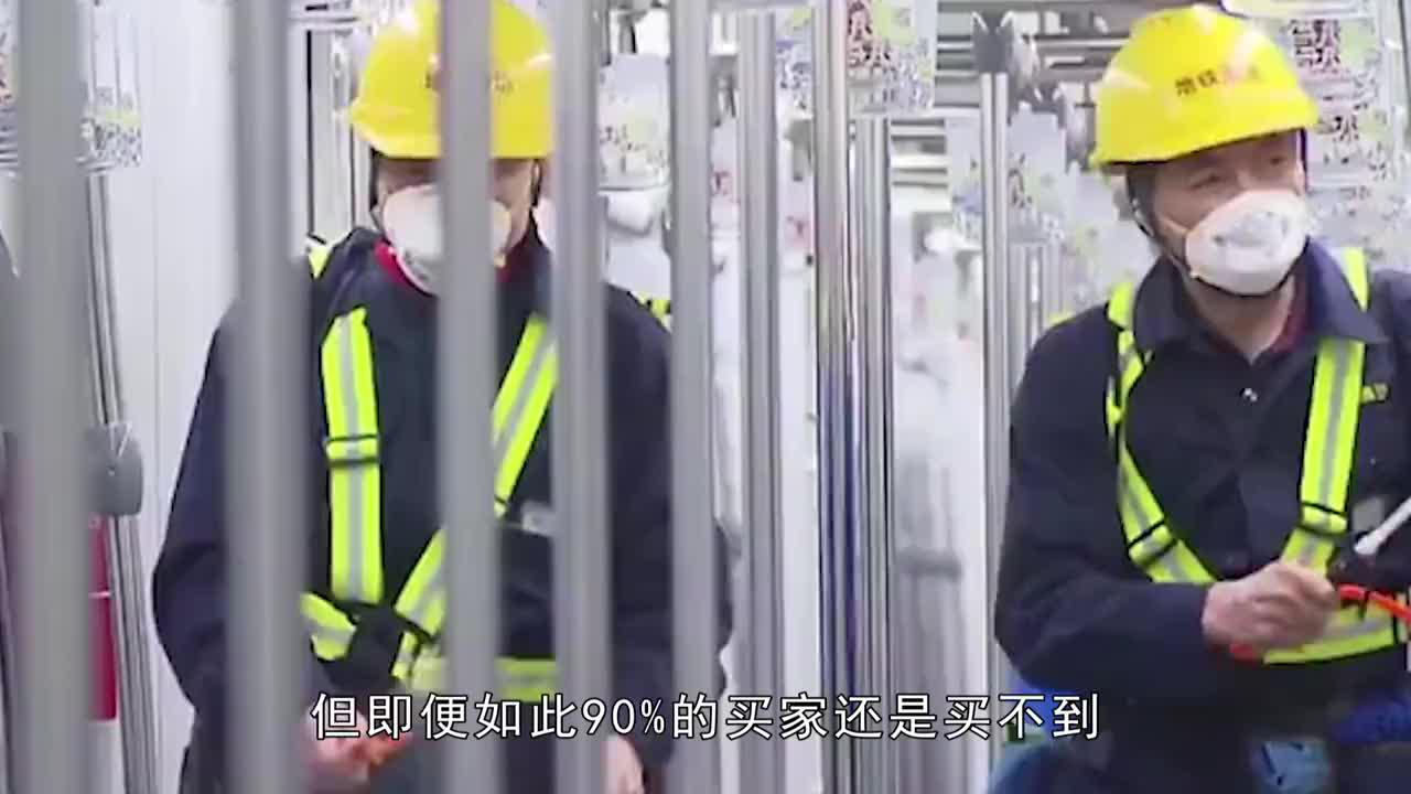 全球掀起抢购热潮中国呼吸机一机难求订单排到6月份