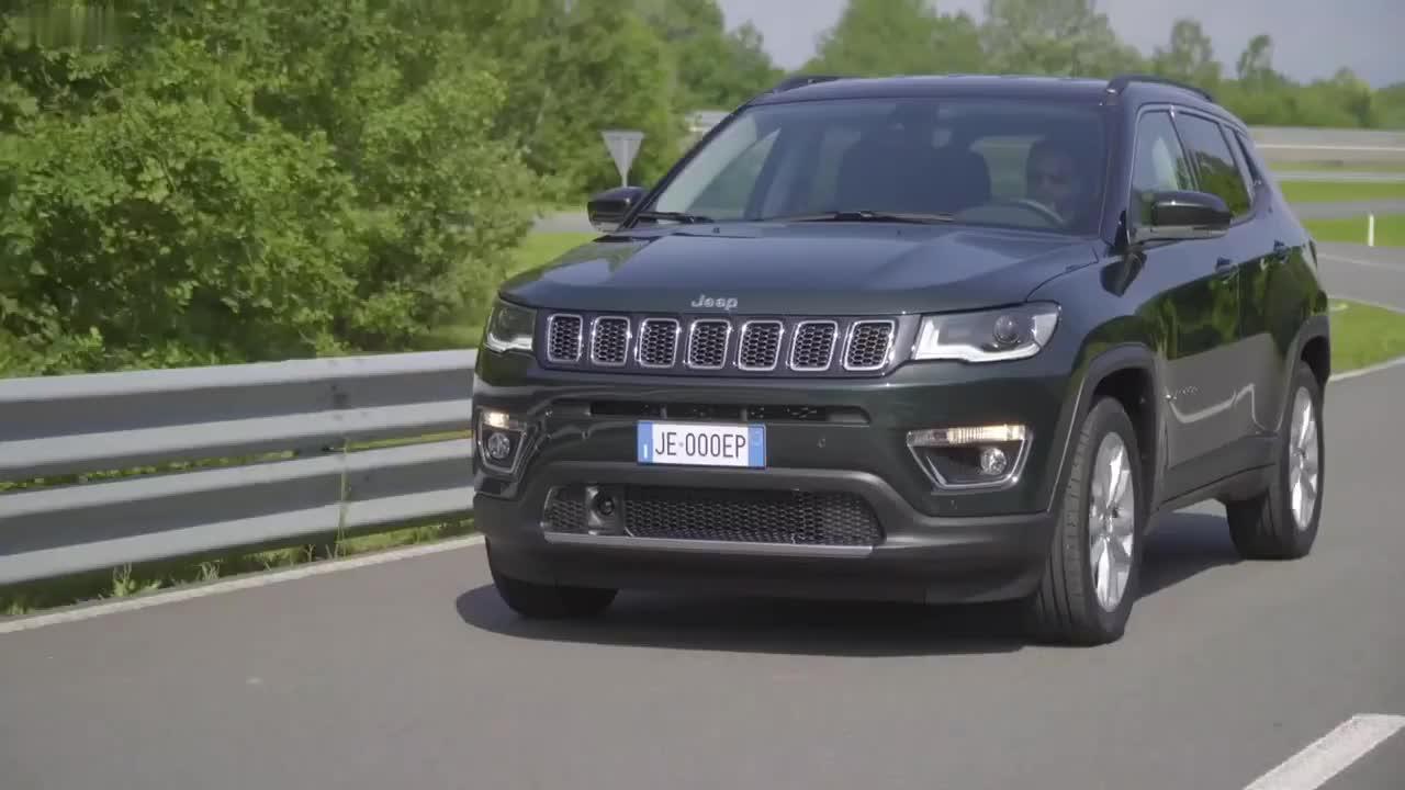 视频:2021款 Jeep 指南者