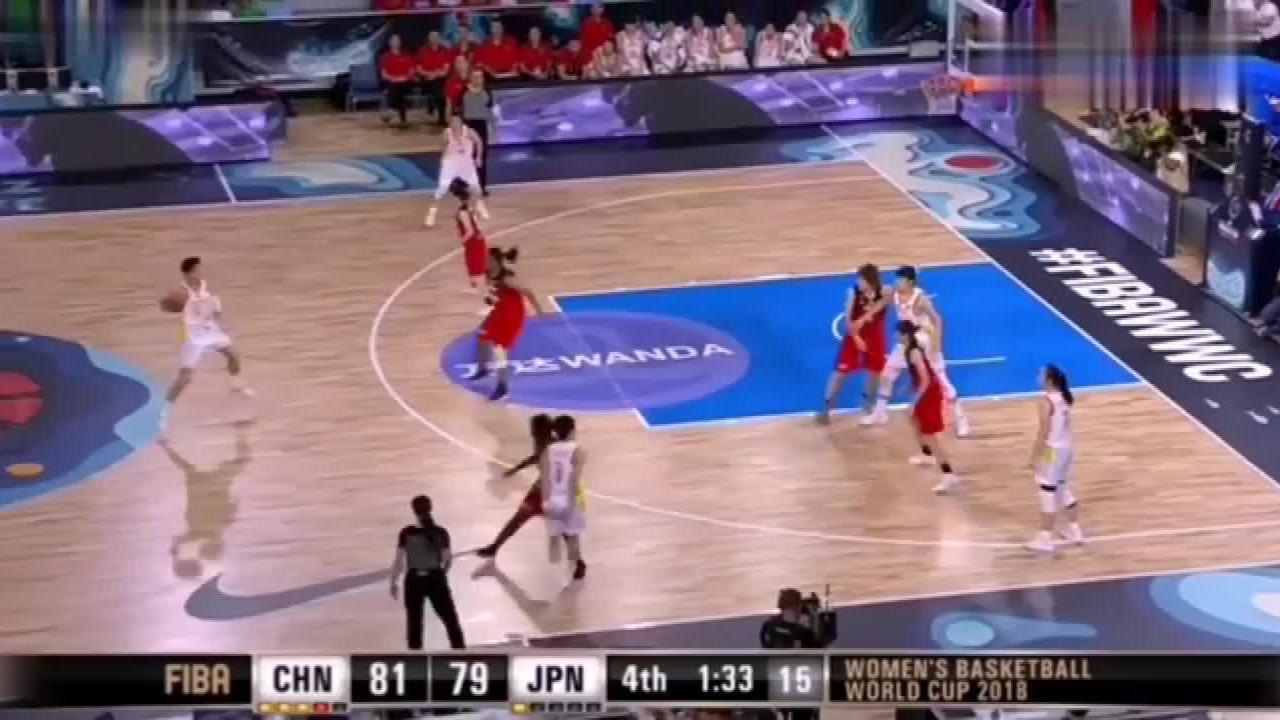 对阵日本末节生死2分钟,中国女篮用实力证明,谁才是亚洲霸主