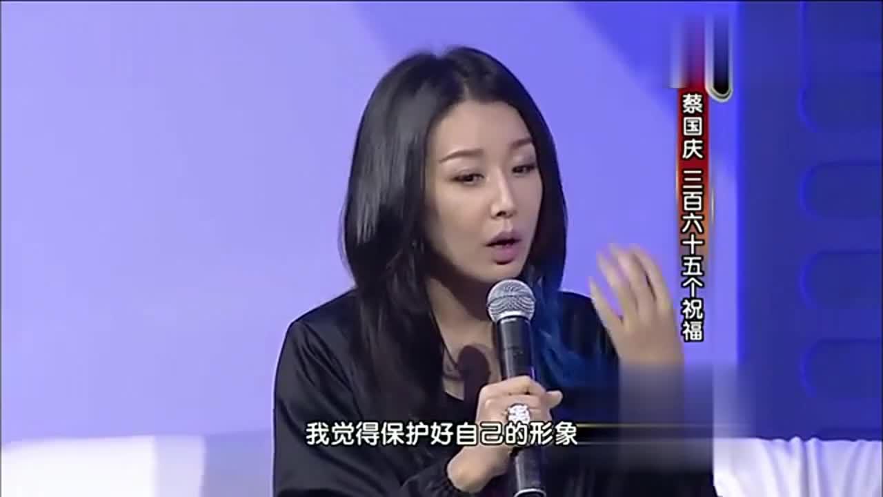 蔡国庆:隔二三十年了,看看我还帅吗?孙悦的回答亮了