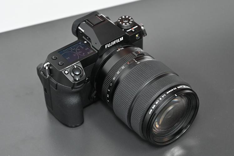 一亿像素不到四万元 富士GFX100S相机领衔新相机、新镜头登场