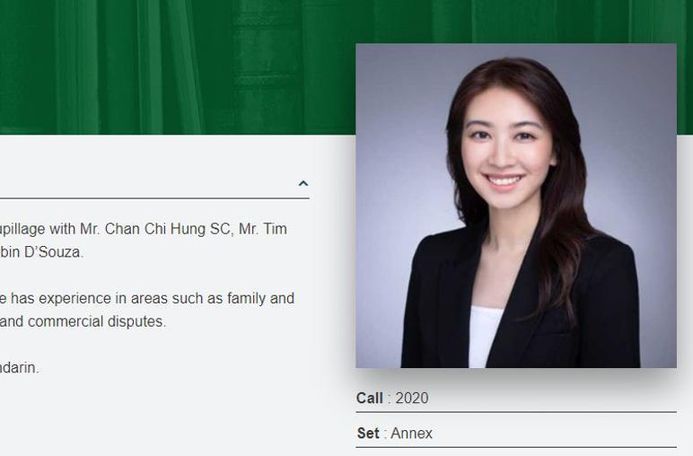 TVB花旦朱千雪正式获聘成为大律师 网友对她转行感不舍