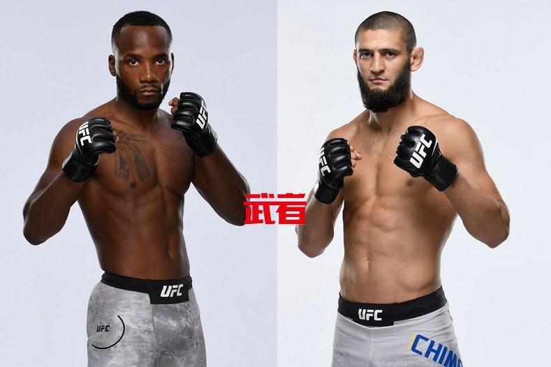 UFC格斗之夜186:利昂·爱德华兹vs不败新星坎扎特·奇马耶夫