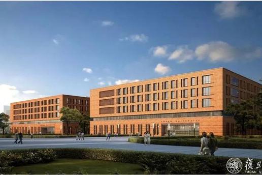 复旦大学新地标来啦!复旦上医二号医学科研楼即将亮相