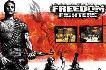 经典第三人称动作射击游戏《自由战士》现已登陆PC!