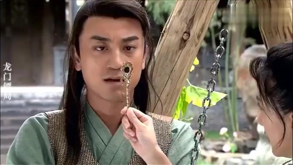 龙门镖局:陈赫这个坏人演的好带感啊,这剧难道是个音乐剧?