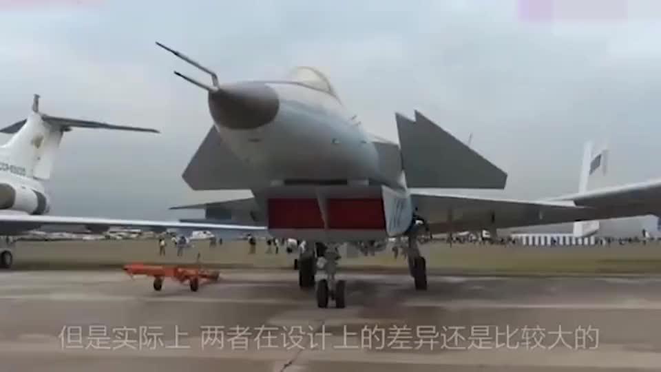 曾称歼-20抄袭,俄罗斯米格1.44战斗机,陨落的美机杀手